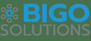 Logotipo BIGO SOLUTIONS
