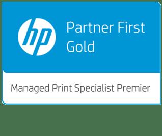 HP PARTNER FIRST GOLD