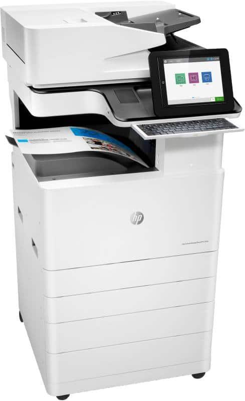 Impresora multifunción HP LaserJet Managed Flow Color E77825Z
