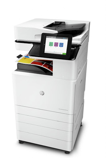 Impresora multifuncional HP LaserJet Managed E72530