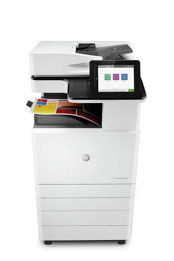 Impresora multifuncional HP LaserJet Managed E72530Z