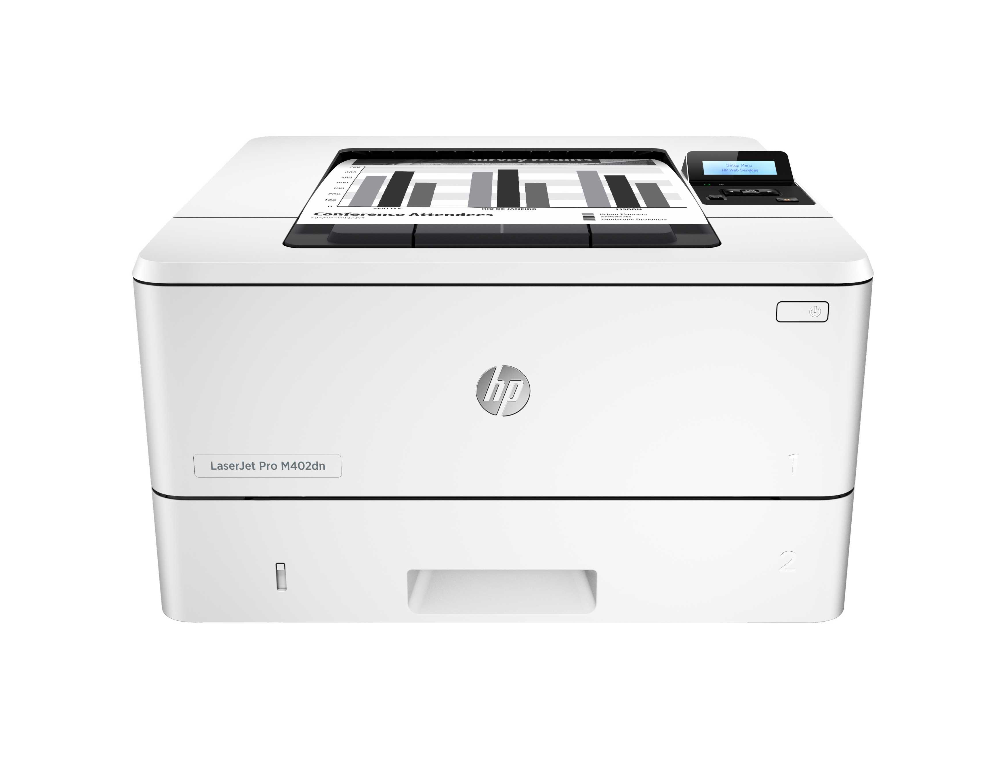Impresora HP LaserJet Pro M402dn