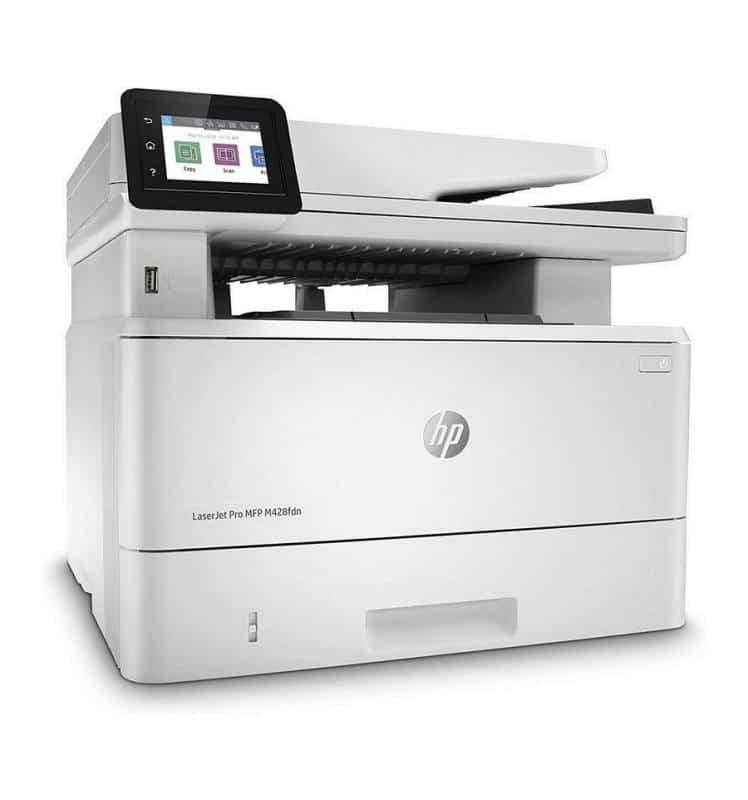 Impresora HP M428FDN 02