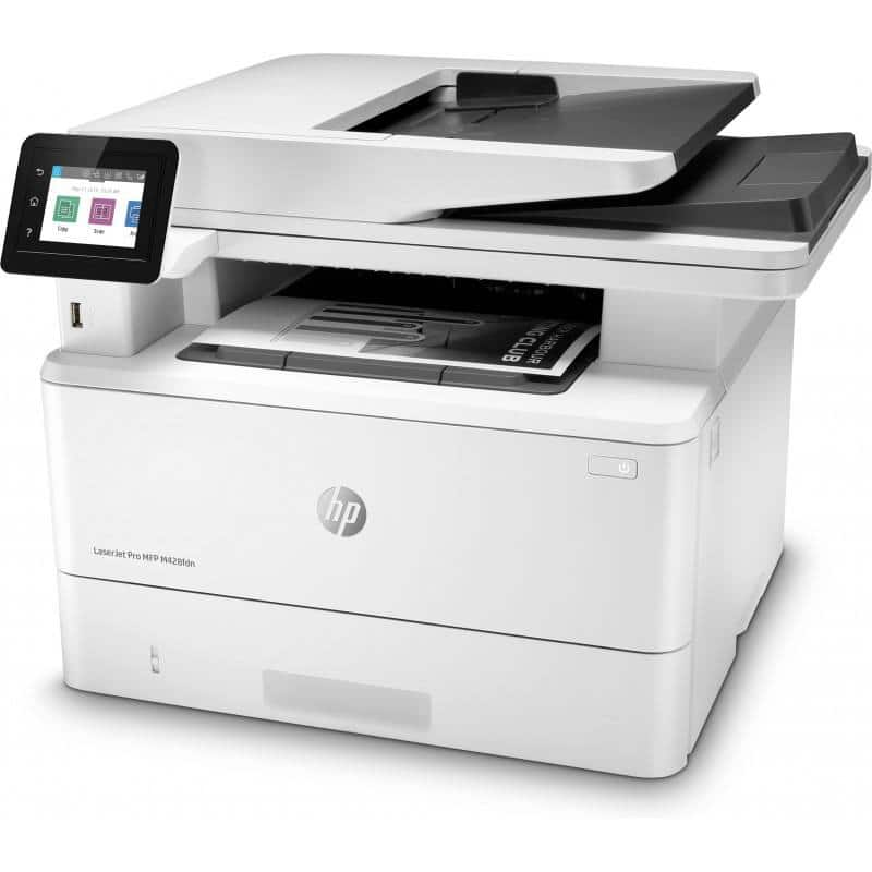 Impresora HP M428FDN 03