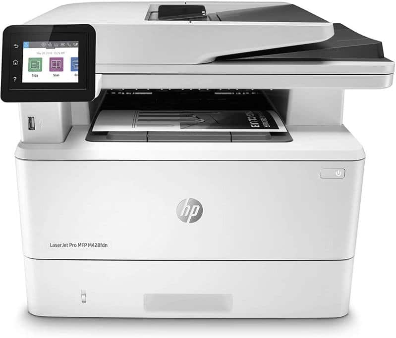 Impresora HP M428FDN