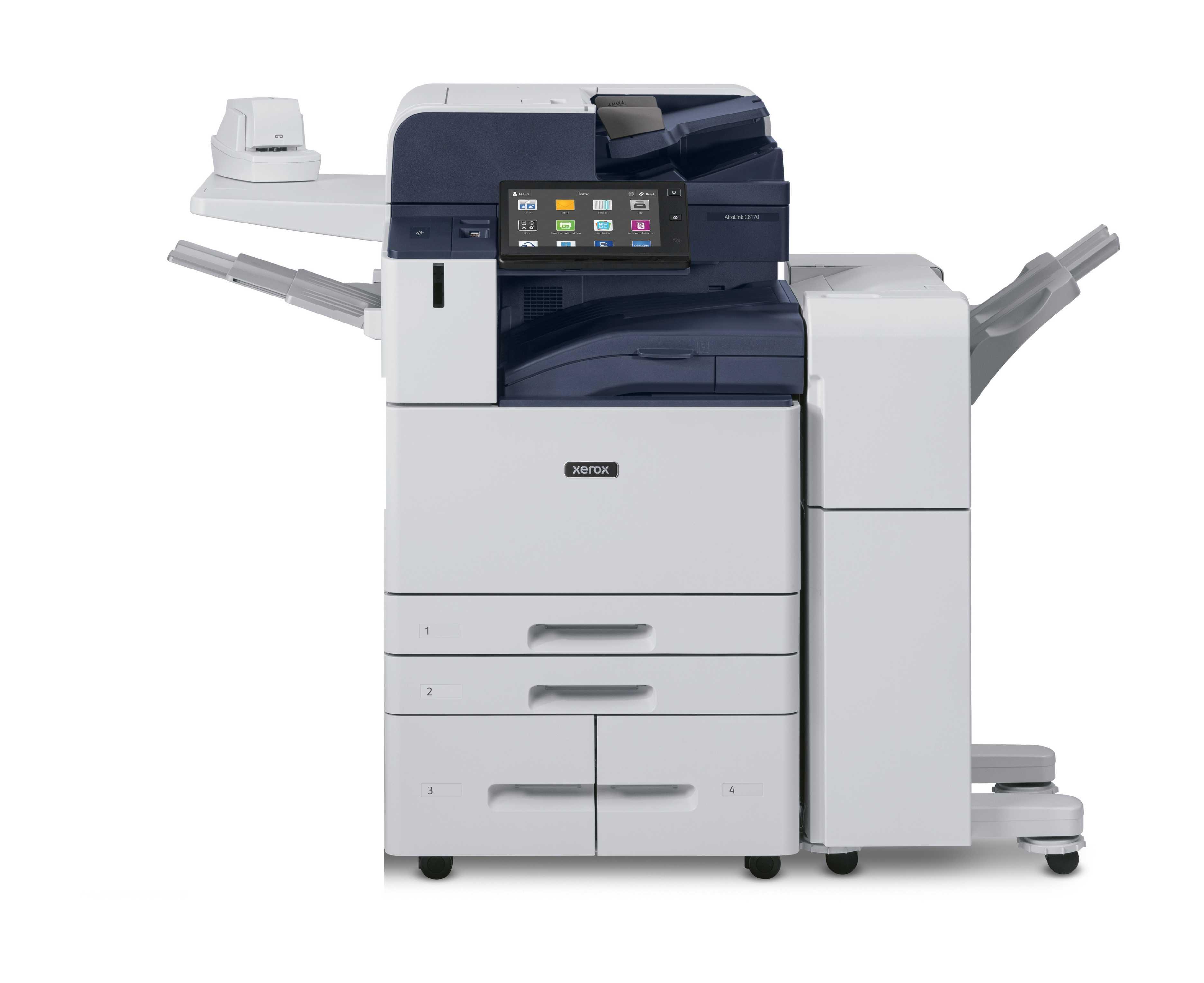 Impresora multifunción Xerox AltaLink C8135
