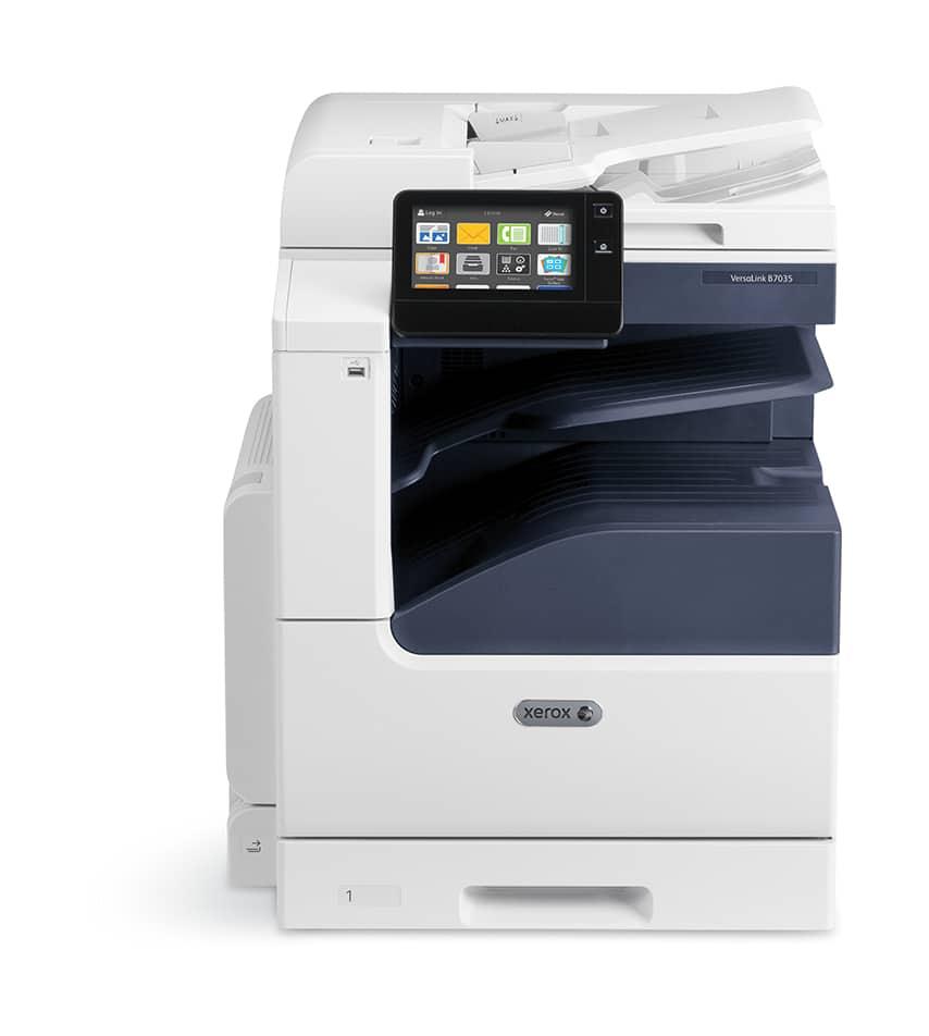 Impresora multifunción Xerox Versalink B7025