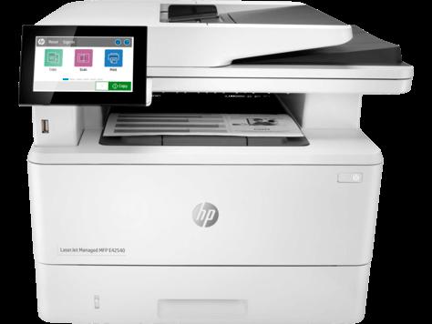 Impresora multifunción HP LaserJet Managed MFP E42540f