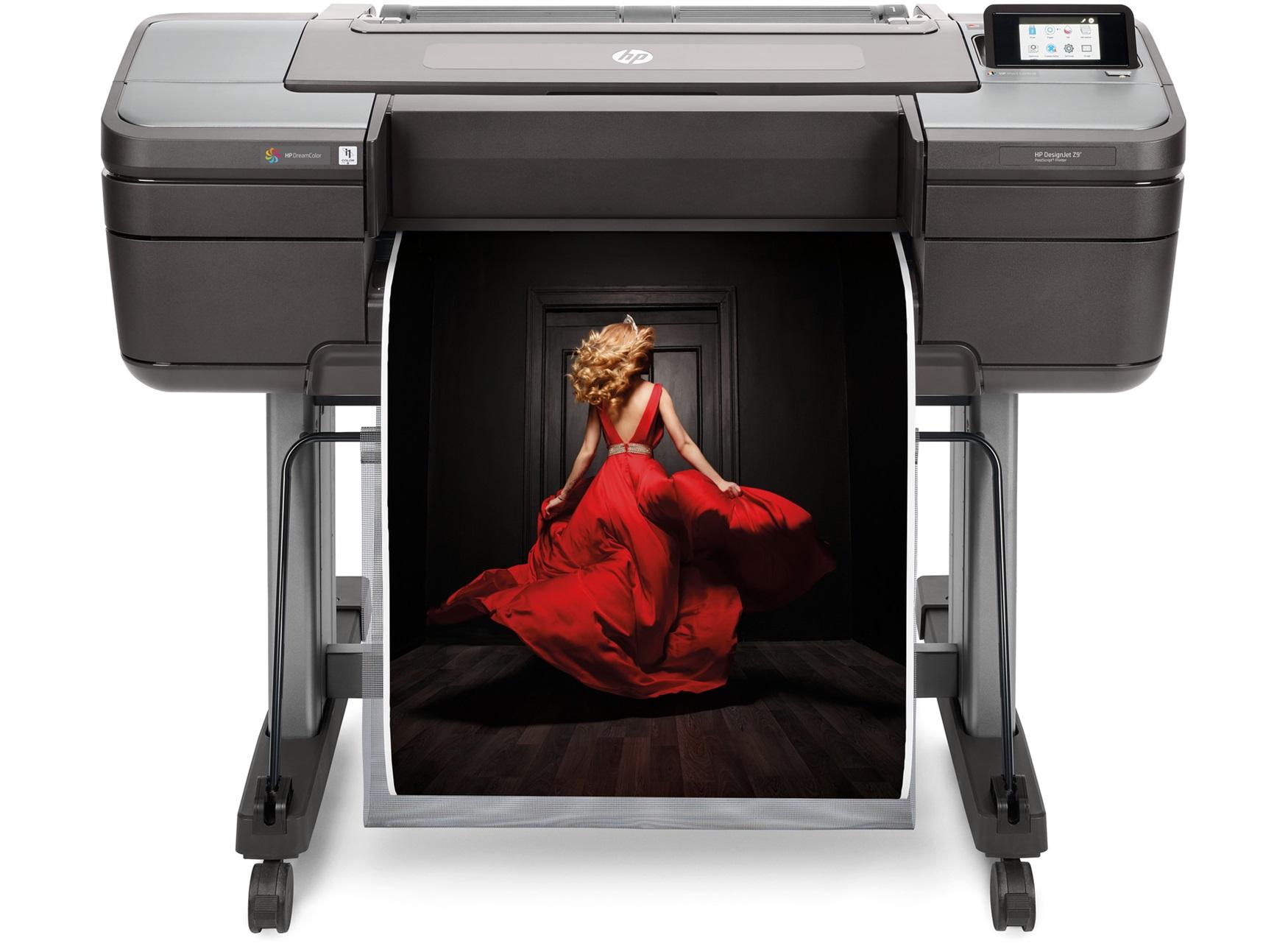 Impresora HP DesignJet serie Z9+24