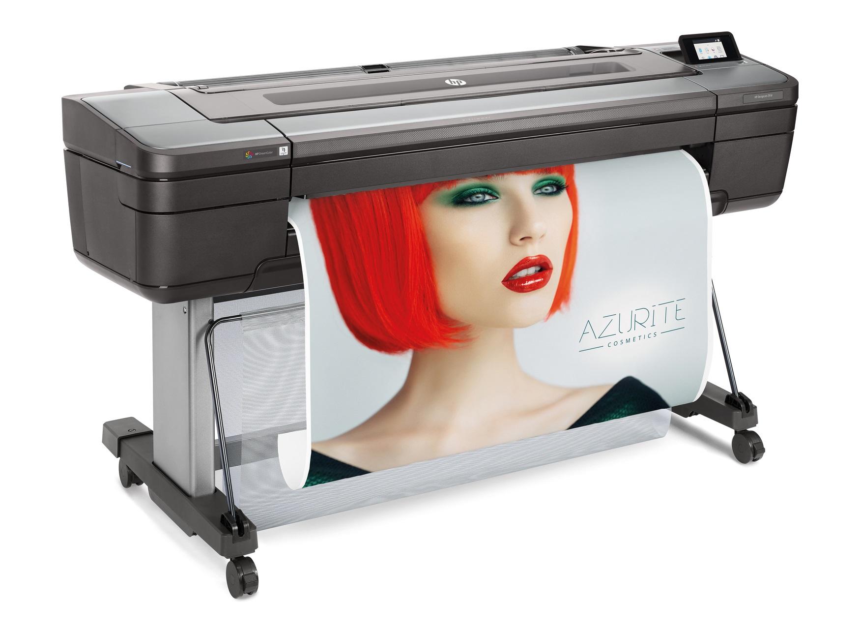 Impresora HP DesignJet serie Z9+ 24
