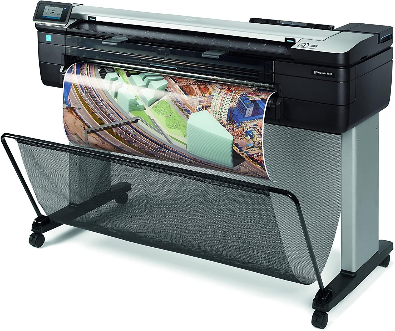 Plotter HP DesignJet T830 914mm Multifunción de 36 pulgadas