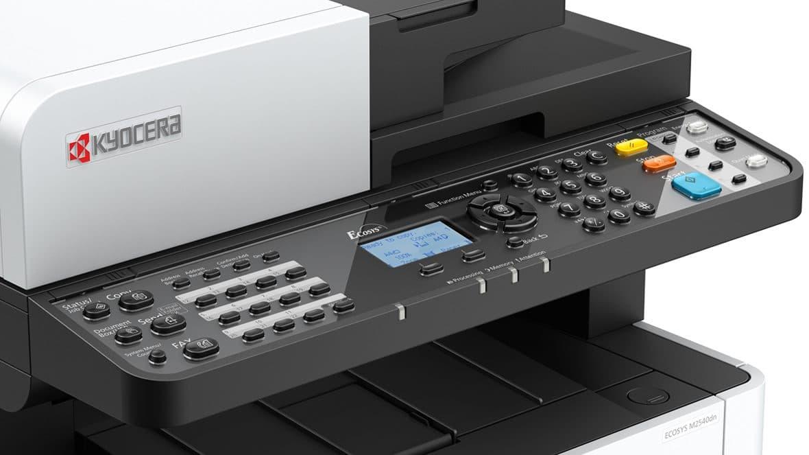 Impresora multifunción Kyocera Ecosys M2540DN